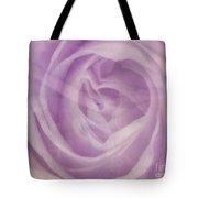 Behind The Purple Veil  Tote Bag
