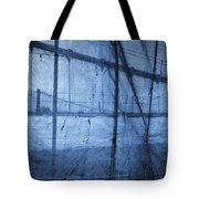 Behind The Veil - New York City Tote Bag
