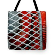 Behind The Wire Tote Bag