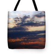 Behold The Dawn Tote Bag