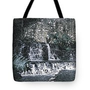 Behold The Waterfall Tote Bag