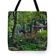 Beijing Gardens Tote Bag