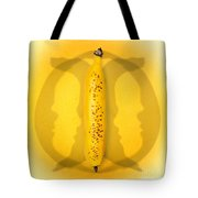 Being Bananas From Inversions In The Multiverse Tote Bag