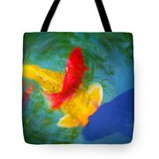 Being Koi Too Tote Bag