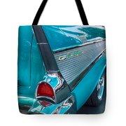 Bel Air Tail Fin Tote Bag