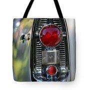 Bel Air Taillight Tote Bag