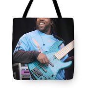 Bela Fleck And The Flecktones Tote Bag
