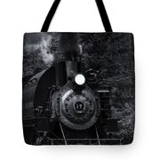 Belching Smoke Tote Bag