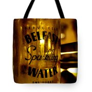Belfast Sparkling Water Tote Bag