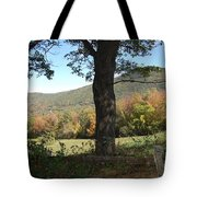 Belknap Mountain Tote Bag