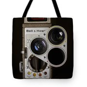 Bell And Howell 333 Movie Camera Tote Bag