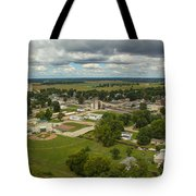 Bell Helicopter Tote Bag