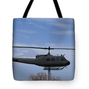 Bell Helicopter Uh-1 Iroquois - Huey Tote Bag