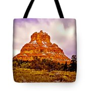 Bell Rock Sedona Az Tote Bag