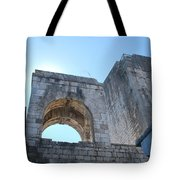 Bell Tower 1386 Tote Bag