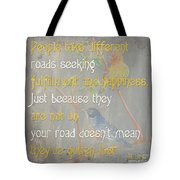 Bella Bird 1 Tote Bag