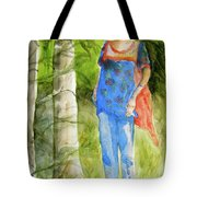 Bella Emerges Tote Bag