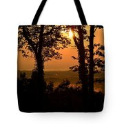 Bella Vista Sunset 2 Tote Bag