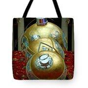Bellagio Christmas Ornaments Tote Bag