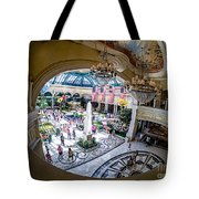 Bellagio Conservatory And Botanical Gardens Tote Bag