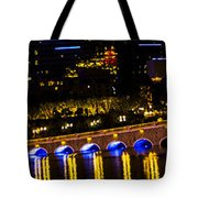 Bellagio Lagoon Walkway Tote Bag
