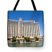 Bellagio Resort And Casino Panoramic Tote Bag