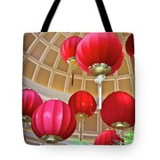 Bellagio Rotunda - Las Vegas Tote Bag