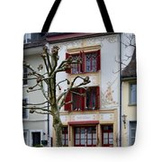 Belle Epoque House Tote Bag