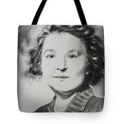 Belle Grand-mere Piche Tote Bag
