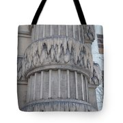 Belle Isle Aquarium Entrance Tote Bag