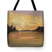 Belle River II Tote Bag