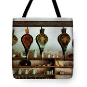 Bellows In General Store Tote Bag