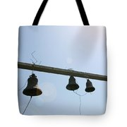 Bells In The Morning  Tote Bag