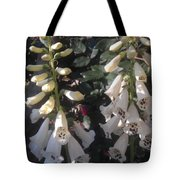 Bells Of Beauty Tote Bag