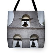 Bells Of Mission San Diego Too Tote Bag