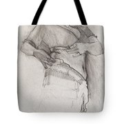Belly Dancer Tote Bag by Jani Freimann