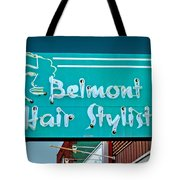 Belmont Hair Stylists Tote Bag