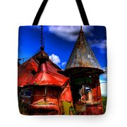 Belongs In Oz Tote Bag