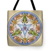 Beloved Mandala Tote Bag