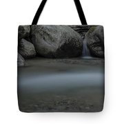 Below The Falls Tote Bag