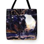 Beltie Tote Bag