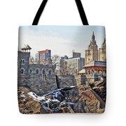 Belvedere Castle Tote Bag