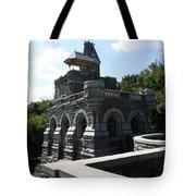 Belvedere Castle - Central Park Tote Bag