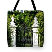 Belvedere Palace Gate Tote Bag