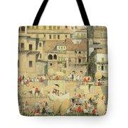 Benares Tote Bag