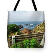 Marginal Way Tote Bag by Diane Valliere