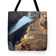 Bend In The Colorado River Tote Bag