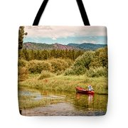 Bend/sunriver Thousand Trails Tote Bag