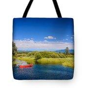Bend Sunriver Thousand Trails Oregon Tote Bag