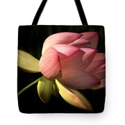 Bending In The Breeze Tote Bag